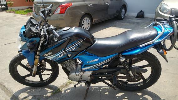 Moto Yamaha Ybr 125 Ed 2014