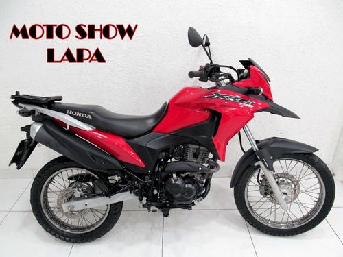 Honda Xre 190 2016 Abs Vermelha