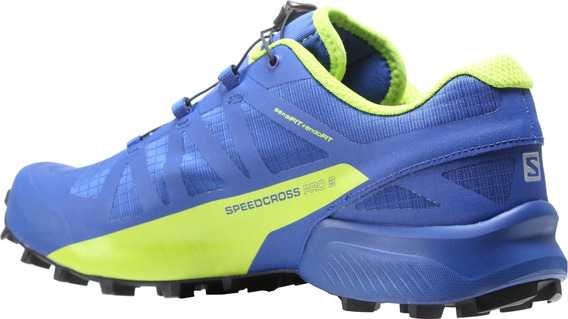 Tenis Salomon Hombre Speedcross Pro 2 Correr Montaña