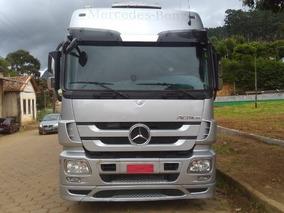 Mercedes Actros 2546 Ano 2011/2011 Teto Alto