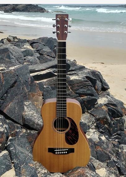 Guitarra Electroacústica Martin Lx1e