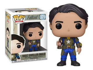 Funko Pop Vault Dweller (male) 371 - Fallout - Original