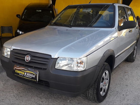 Fiat Uno Mille Way Economy 1.0 8v 4p 2012