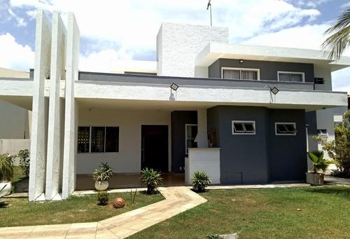 Imagem 1 de 7 de Casa Com 4 Quartos, 250m2, À Venda - Barra Do Jacuípe - Camaçari - 175