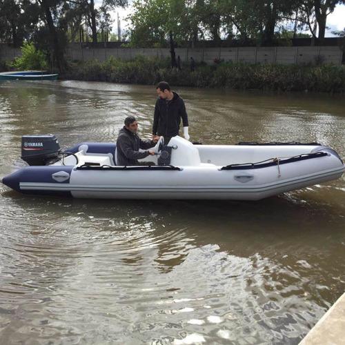 Semirrigido Delta Marino 2017 Yamaha 60 2 T Web Marine