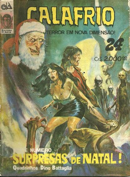 Revista Calafrio #24
