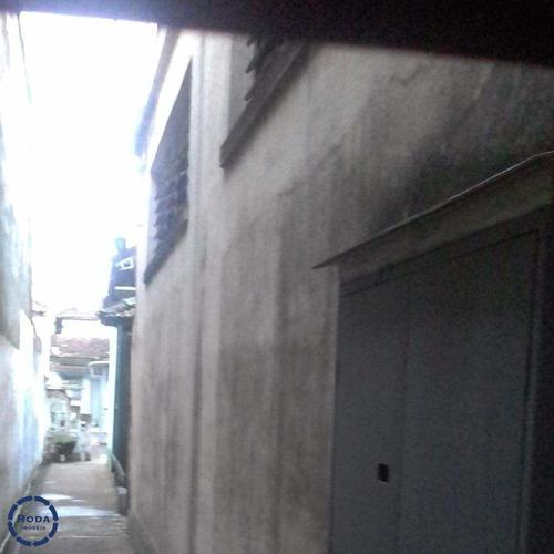 Casa Com 3 Dorms, Macuco, Santos - R$ 800.000,00, 300m² - Codigo: 9863 - V9863