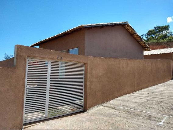 Casa Individual A Apenas 200 Mts Da Portaria Do Condomínio Aldeias Do Lago. - 1447