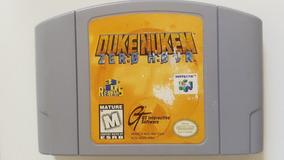 Duke Nukem Zero Hour Nintendo 64