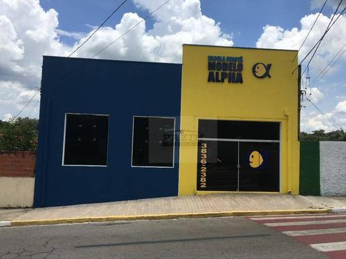 Imagem 1 de 30 de Prédio Comercial Para Locação, 600 M² - Vila Planalto - Vinhedo/sp - Pr0076