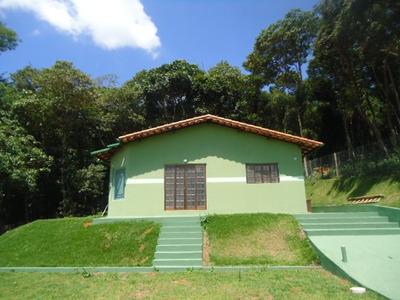 Chácara Ibiúna 1.100 Mts Casa, A/c Financiamento Bancario !