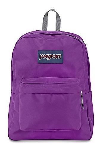 Mochila Jansport Mujer Orig. Purpura (jan T501-2c8)