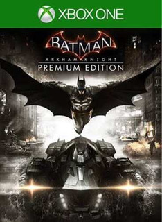 Batman: Arkham Knight Premium Edition/*xbox One*/ Online