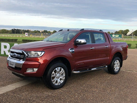 Ford Ranger Limited 3.2 Cabina Doble Automatica #03