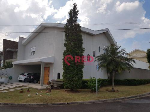 Sobrado Com 3 Dormitórios À Venda, 296 M² Por R$ 1.150.000,00 - Granja Olga - Sorocaba/sp - So0206