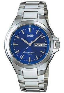 Reloj Casio Mtp-1228d Hombre 100% Ac/inox Sumergible 50m