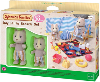 Sylvanian Family - Day At The Sea Side - Original