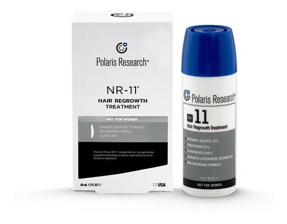 Polaris Nr-11® Tratamiento Para Alopecia Androgenética