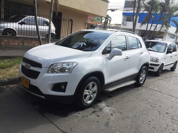 Chevrolet Tracker 2016 Automatica Recibo Carro 3216395235