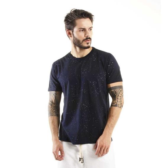 Camiseta Respingos Brohood Azul