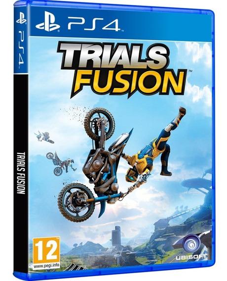 Jogo Trials Fusion Ps4 Disco Fisico Original Novo Lacrado