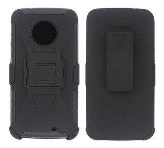 Funda Uso Rudo Moto G6 Plus, G6 , G6 Play Y Mas Motorola