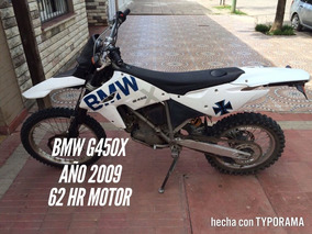 Bmw G450x Año 2009 Patentada