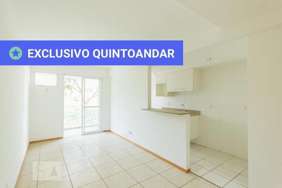 Apartamento No 3º Andar Com 2 Dormitórios E 1 Garagem - Id: 892959285 - 259285