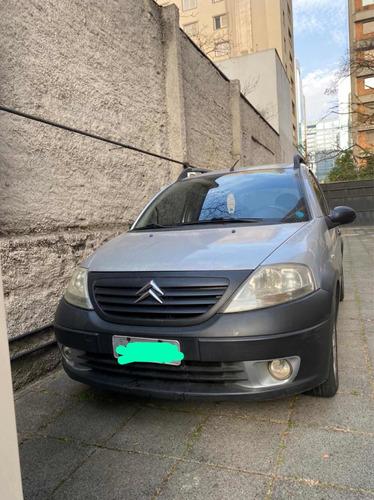 Imagem 1 de 5 de Citroën C3 2007 1.6 16v X-tr Flex 5p