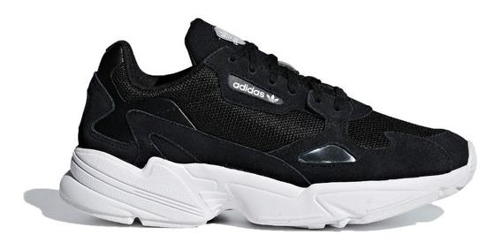 adidas Zapatillas Lifestyle Mujer Falcon Negro