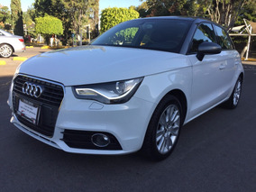 Audi A1 1.4 Sportback Ego 2014 Blanco