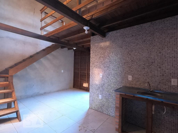 Apartamento Térreo Com 1 Dormitório E 1 Garagem - Id: 892945527 - 245527