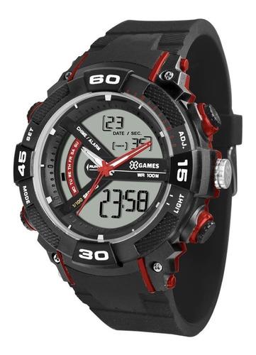 Relógio X Games Masculino Xmppa276 Bxpx Esportivo Anadigi
