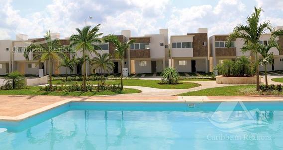 Casa En Renta En Cancun/jardines Del Sur 3
