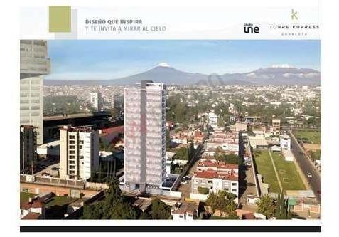 Departamento En Venta En Puebla, 101, Torre Kupress, Zavaleta Puebla