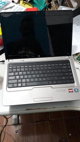 Notebook Hp G42 320gb De Hd E 4 Gb De Memória Com Windows 7