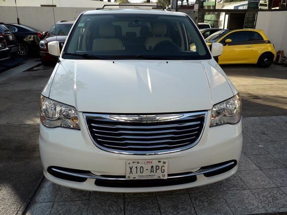 Chrysler Town & Country 3.6 Lx 2012 $159500 Socio Anca