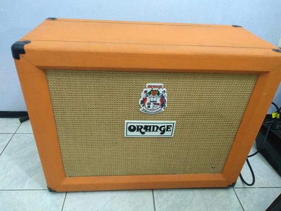 Gabinete Orange 2x12 Celestion Vintage 30th Marshall Mesa Bo