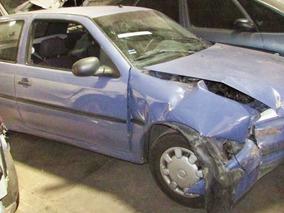Volkswagen Gol 1.6 Clmi Año 1996