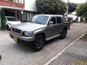 Toyota Hilux Ex Hi-rider Plus Mt 4x4 2400cc Aa