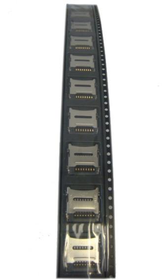 Slot Para Cartão De Memoria Sd Tablet Gps Celular Kit 10 Pçs