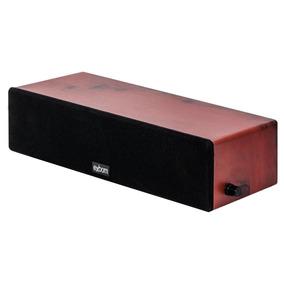 Caixa De Som Sound Bar 8w P/televisão E Computadores Usb