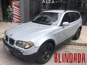 Bmw X3 3.0 Executive Stept Blindada Rb3 Alza Motors