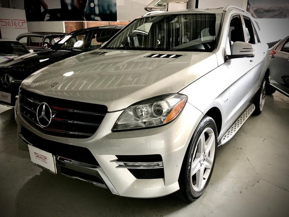 Mercedes Benz Ml350 Cgi Sport , 2012