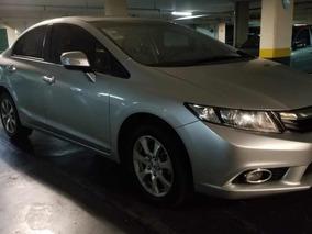 Honda Civic 1.8 Exs At 140cv 2012 Linea Nueva Lucsc