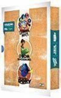 Livro Hqs Disney 2 - Caixa Disney Pixar