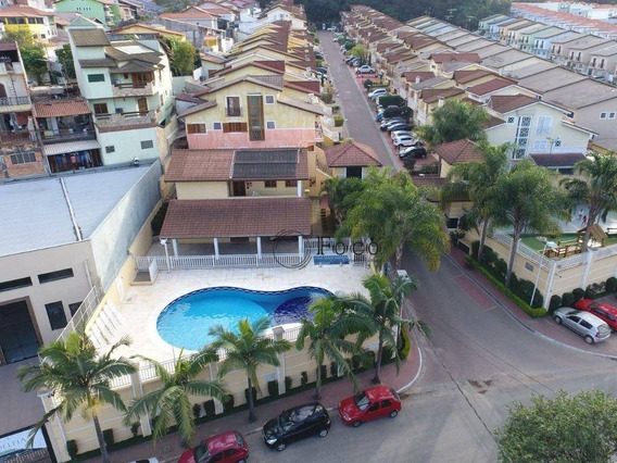 Sobrado Com 4 Dormitórios Para Alugar, 180 M² Por R$ 3.000/mês - Portal Dos Gramados - Guarulhos/sp - So0478