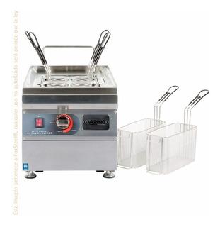 Cocedor De Pasta Electrico 6 Canastillas 208v Waring Wpc100