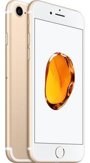 iPhone Apple 7 32gb Ouro Impecável Seminovo Barato