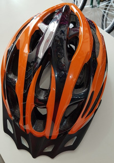 Capacete Tsw New Walk Mtb C/ Viseira Bike - Várias Cores
